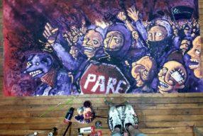 Art et explosion sociale