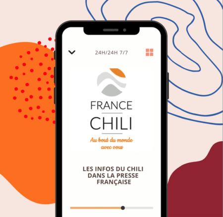 Le Chili dans la presse en France