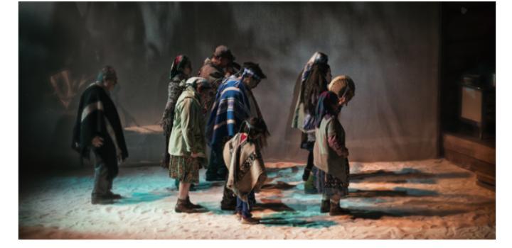 Festival digital de los<br> pueblos originarios