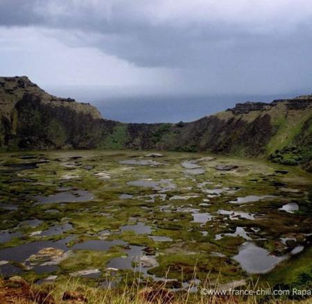 Remède salvateur <br>renaît en Rapa Nui